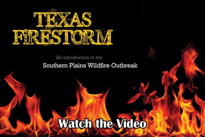 Southern Plains Wildfire Outbreak Video